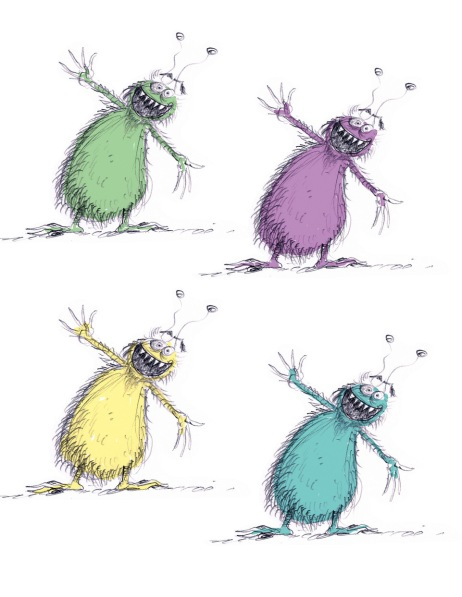 uz.bacil.schets kleuren