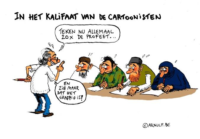 kalifaat cartoonisten-def
