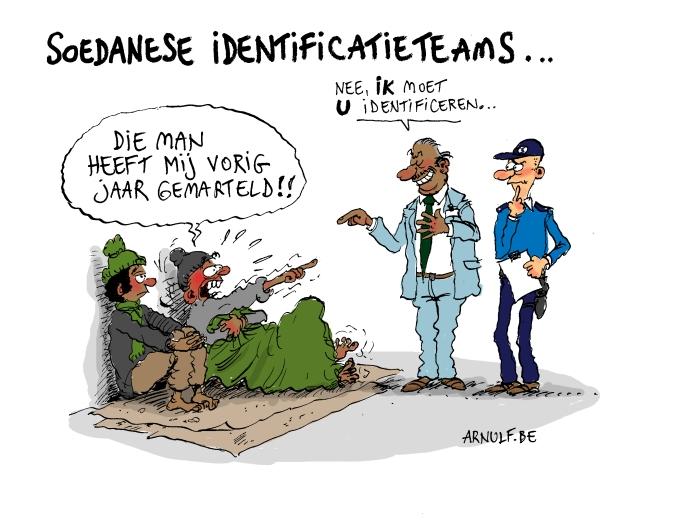 Soedanese identif-def