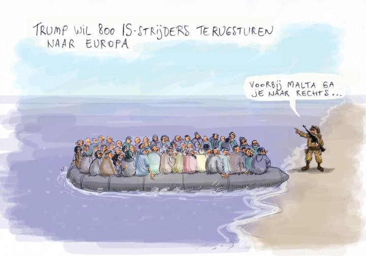 800 IS-strijders terug naar Europa.def